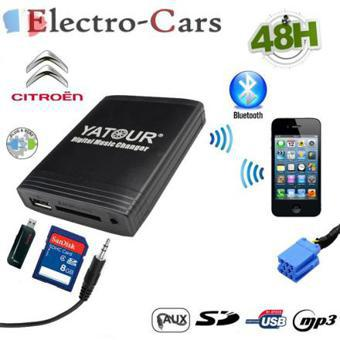 adaptateur usb bluetooth autoradio