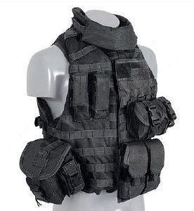 airsoft veste tactique