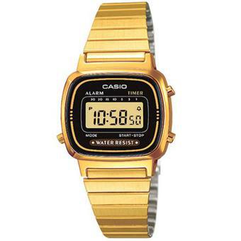 alarme montre casio