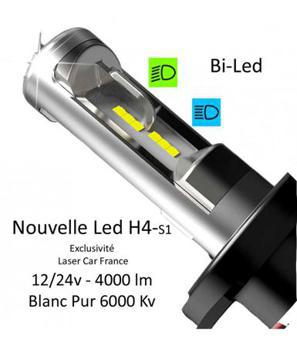 ampoule led h4 code phare