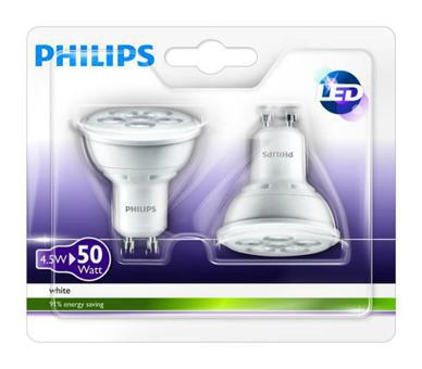 ampoule led philips gu10