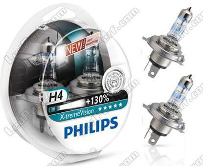 ampoules h4 philips