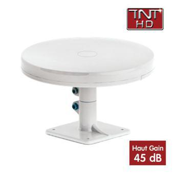 antenne tv camping car