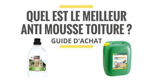 anti mousse toiture efficace