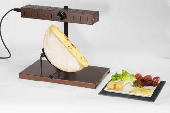 appareil a raclette traditionnel