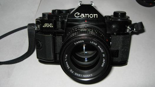 appareil photo canon