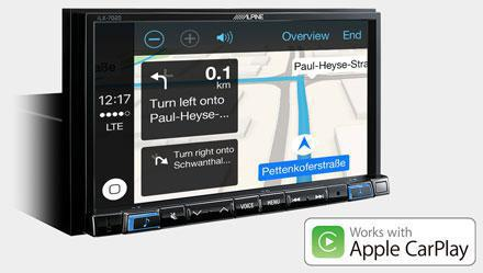 autoradio carplay 1 din