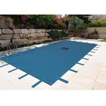 bâche piscine rectangulaire