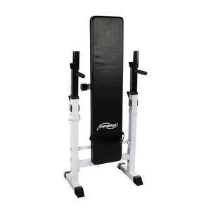 banc musculation pliable