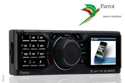 autoradio kit main libre iphone