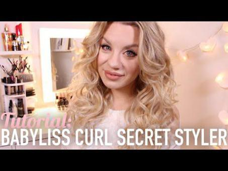 babyliss curl secret styler