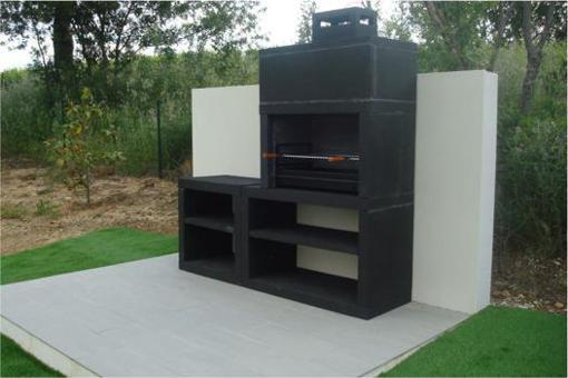 barbecue moderne