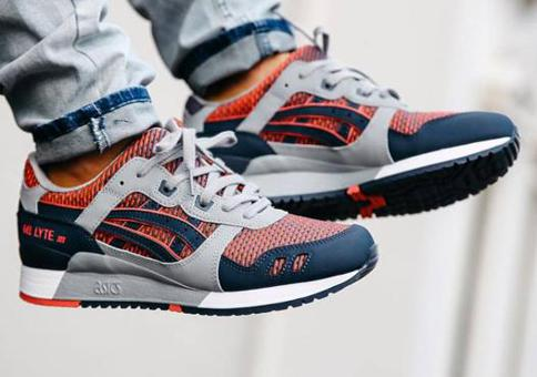 baskets asics gel lyte iii