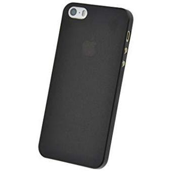 coque iphone 5c noir mat