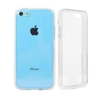 coque iphone 5c transparente silicone