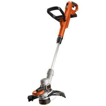 coupe herbe sans fil black decker