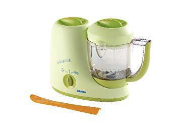 cuisson vapeur babycook