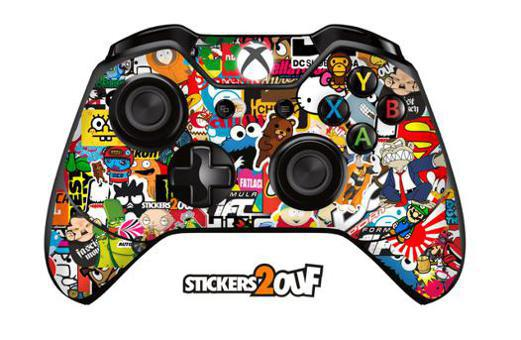deco manette xbox one