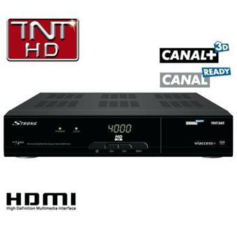 decodeur hd canal ready