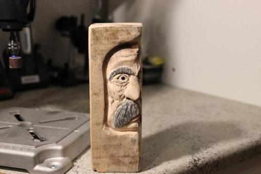 dremel sculpture