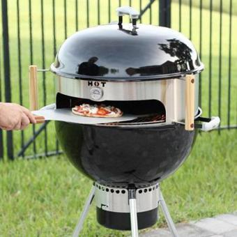 four a pizza barbecue weber