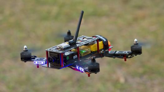 fpv drone racer