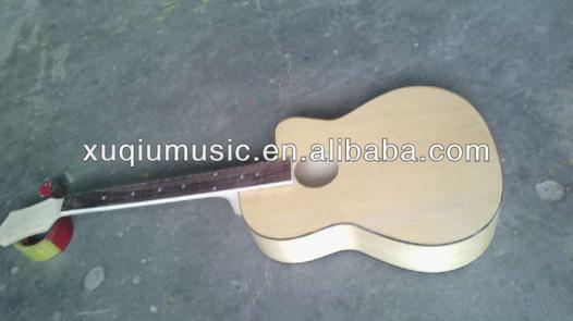 kit guitare acoustique