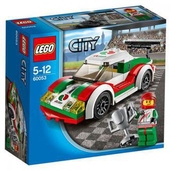 lego city voiture