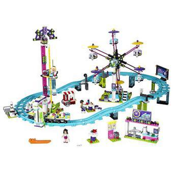 lego friends les montagnes russes
