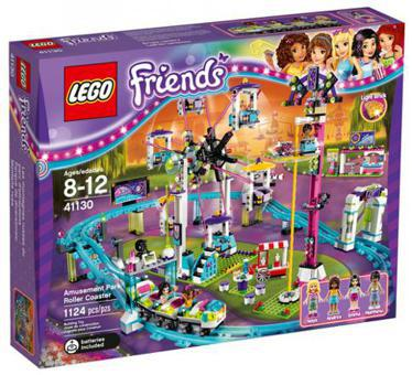 lego friends parc attraction