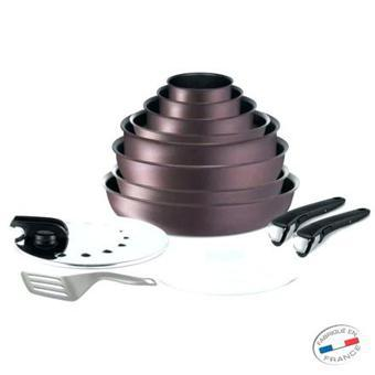 lot tefal induction