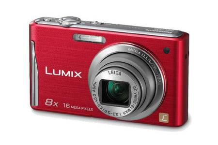 lumix rouge