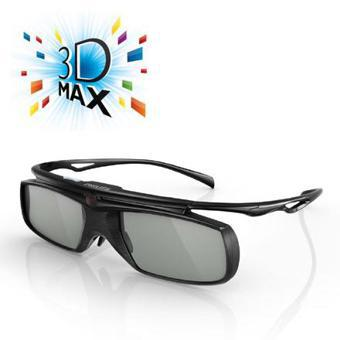 lunette 3d active philips
