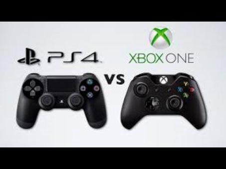manette xbox one ps4