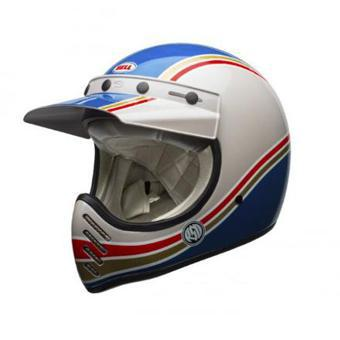 masque moto cross vintage