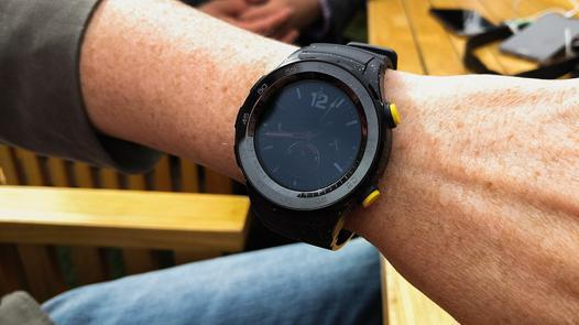 montre 4g huawei watch 2