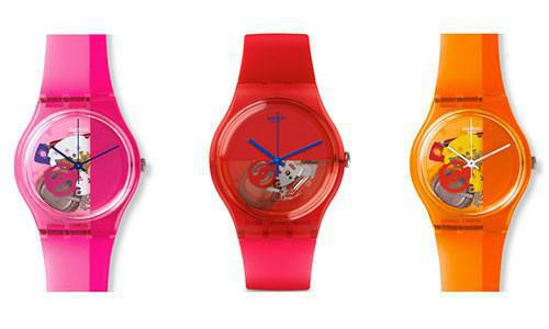 montre ado fille swatch