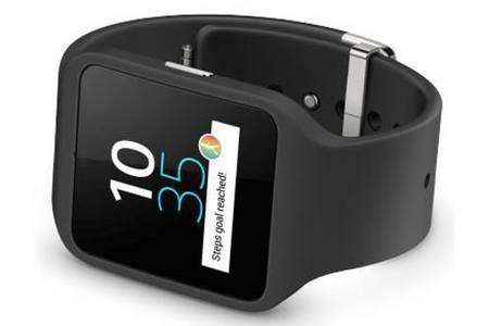montre connectée sony smartwatch 3