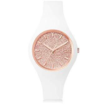 montre ice watch rose gold