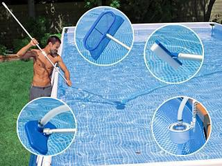 nettoyer piscine hors sol intex