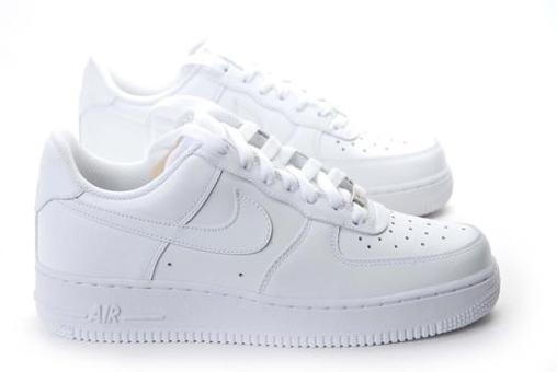 nike force blanche