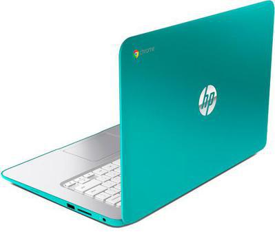 ordinateur hp chromebook