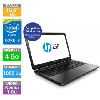 "ordinateur portable 15"" hp 250 g3"