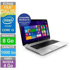 ordinateur portable hp 8go ram