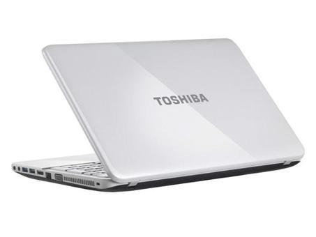 ordinateur portable toshiba satellite blanc