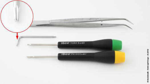 outils macbook pro