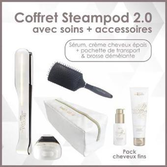 pack steampod