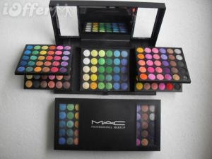 palette maquillage professionnel mac