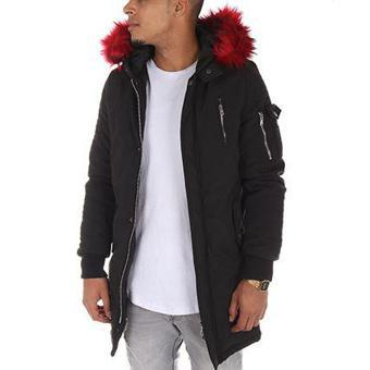 parka project x noir