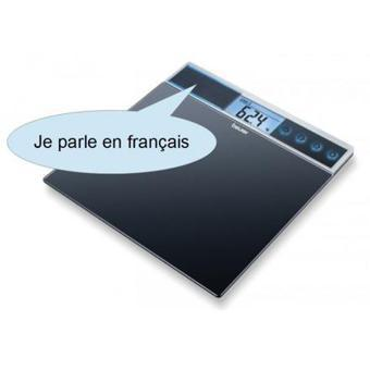 pese personne parlante